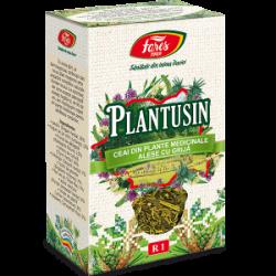 Plantusin ceai din plante medicinale 50 gr Fares