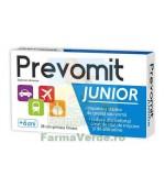 Prevomit Junior 28 comprimate Zdrovit