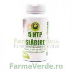 5-HTP Slabire 60 Capsule Hypericum Plant