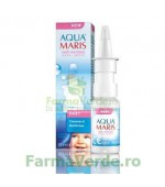 AQUA MARIS Baby Spray Nazal Copii Apa de Mare 15 ml Walmark