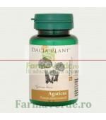 Agaricus Blazei Ciuperca lui Dumnezeu 60 cpr Dacia Plant