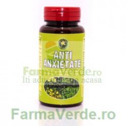 Anti Anxietate 60 capsule Hypericum Impex Plant