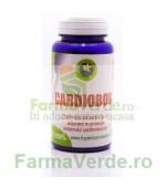 CardioBor protectia sistemului cardiovascular 60 capsule Hypericum Impex Plant