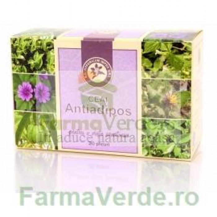 Ceai antiadipos 20 doze Hypericum Impex Plant
