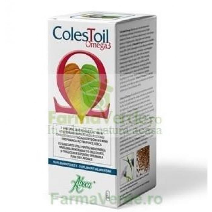 Colest Oil 100 capsule Aboca