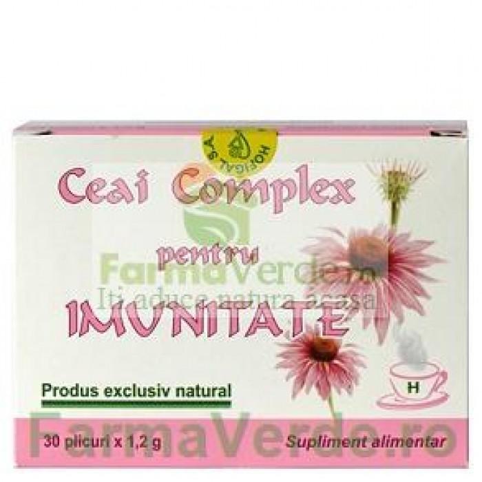 Ceai complex pentru imunitate 30 plicuri Hofigal