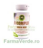 Droji Mag Vitamina B6 Naturala 60 capsule Hypericum Impex Plant