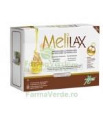 Microclisme adulti cu propolis MeliLax 6 bucati Aboca