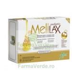 Microclisme cu propolis MeliLax Pediatric 6 bucati Aboca