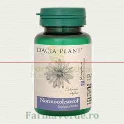 Normocolesterol 60 comprimate Dacia Plant
