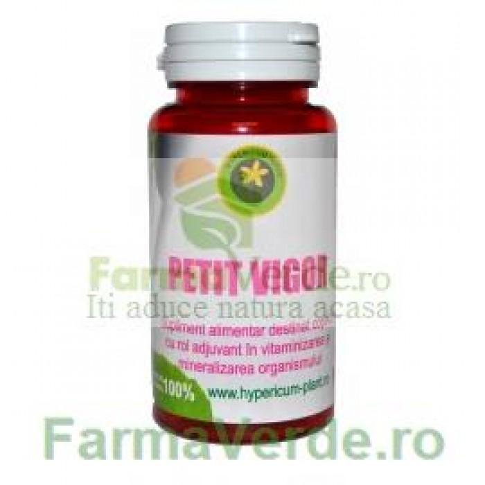 Petit Vigor 60 capsule Hypericum Impex Plant