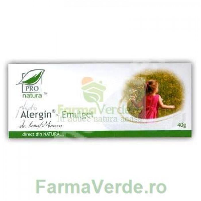 Phyto Alergin Emulgel 40g Medica ProNatura