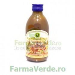 Sirop cu Extract de Catina si Zahar Invertit Hypericum Plant