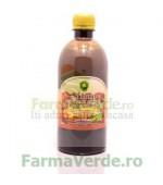 Sirop cu Extract de Catina-alba si Maces 500 ml Hypericum Impex Plant