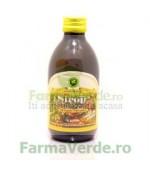 Sirop cu extract natural de Ghimbir cu Miere de Albine 250 ml Hypericum Impex Plant
