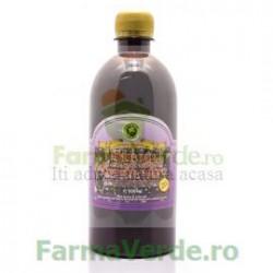 Sirop cu Extract de Coacaz-Negru si Indulcitori 500 ml Hypericum Plant