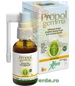 PROPOLGEMMA Spray Forte Adulti cu Alcool 30 ml Aboca