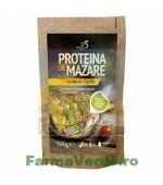 Proteina de mazare cu mix de legume 500 gr DaciaPlant