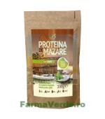 Proteina de mazare cu stevie pentru deserturi 200 gr DaciaPlant