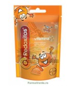REDOXITOS CU VITAMINA C 30 mg 25 jeleuri Bayer