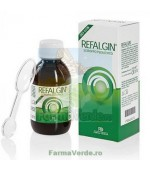 Refalgin Sirop pediatric FarmaDerma 150 ml NaturPharma