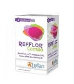 REFFLOR COMBO PROBIOTICE+COMPLEX DE VITAMINE B 10 CAPSULE HYLLAN