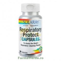 Respiratory Protect Capsules 30 capsule vegetale Solaray Secom