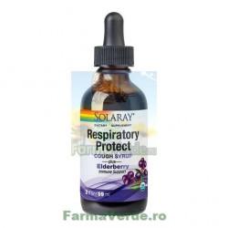 Respiratory Protect Cough Syrup Tuse 59 ml Solaray Secom