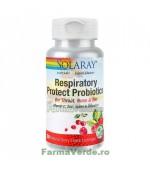 Respiratory Protect Probiotics 30 comprimate pentru supt Secom Solaray