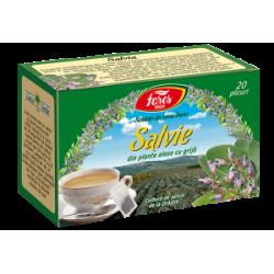 Ceai de Salvie 20 plicuri Fares