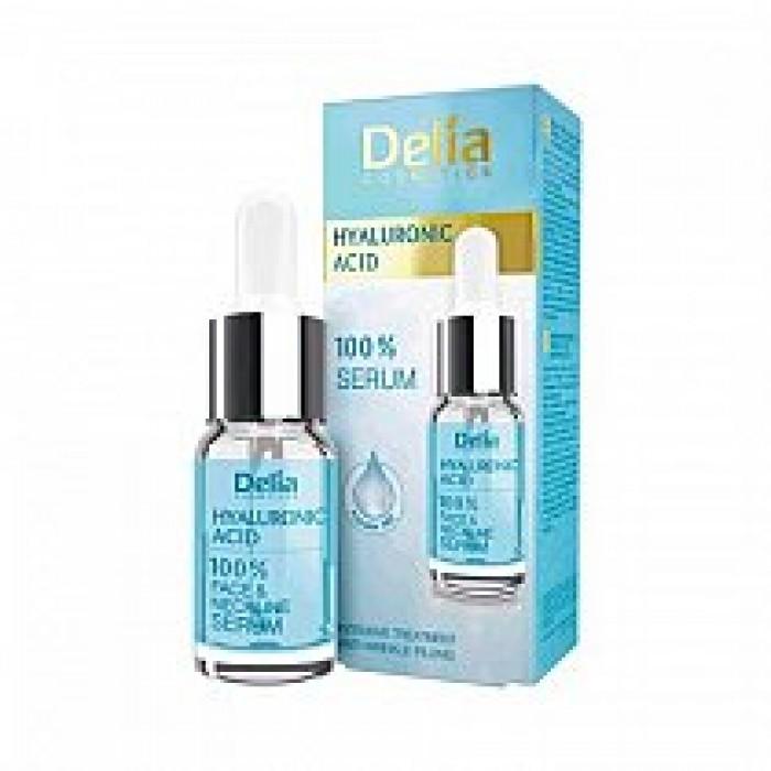 Ser fata decolteu acid hialuronic 10 ml Delia Cosmetics