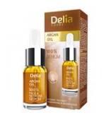 Ser fata decolteu ulei argan 10 ml Delia Cosmetics