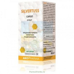 Silvertuss Sirop expectorant 100 ml AboPharma