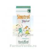 Sinutrol junior sirop imunitate 125 ml Plantextrakt