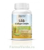 S.O.D. & Collagen Complex 650 mg 80 capsule Zenyth PHARMACEUTICALS