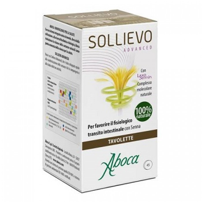Sollievo Advanced 45 comprimate Aboca