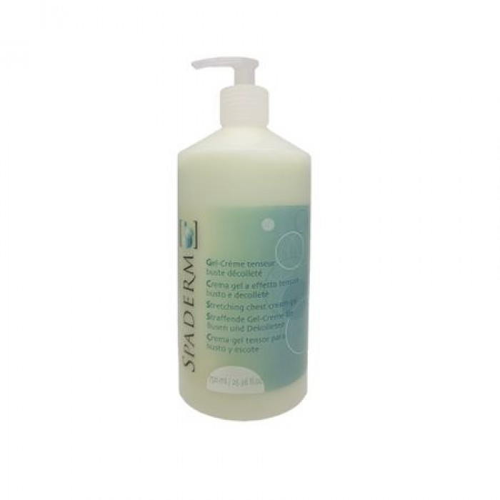 Gel-crema pentru tonifierea si impotriva vergeturilor sanilor, Spaderm 750 ml