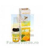 Spray de gat forte cu propolis fara alcool 20 ml Albina Carpatina, Apicola
