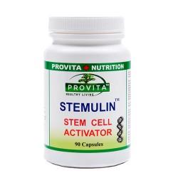 STEMULIN ACTIVATOR CELULE STEM Cancer 90 capsule ProVita