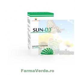 SUN-D3 60 capsule Sun Wave Pharma