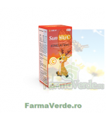 SUN VITA C Sirop Copii 120 ml Sun Wave Pharma