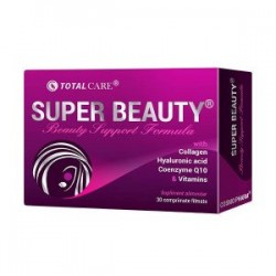 Super Beauty Beauty Support Formula 30 comprimate CosmoPharm