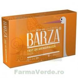 Test rapid pentru Menopauza pentru auto-testare BARZA