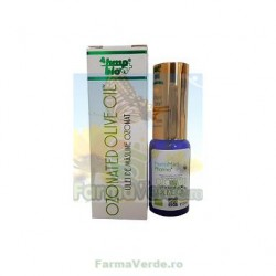 Ulei ozonat de masline cu ulei de canepa Ozonated 20 ml HEMPMED PHARMA