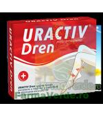 URACTIV Dren Elimina Excesul de Apa din Organism 30 capsule Fiterman Pharma