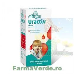 Alinan URACTIV Sirop Copii +1 AN 150 ml Fiterman Pharma