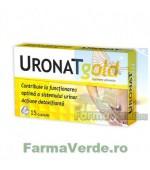 Uronat Gold 15 capsule Zdrovit