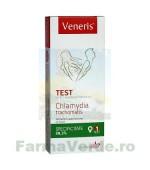 Test rapid Veneris pentru Chlamydia (infectie cu transmitere sexuala), pentru auto-testare 1 bucata Barza