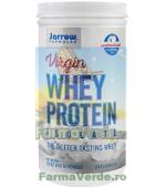Virgin Whey Protein Isolate 450 gr Pudra Jarrow Formulas Secom