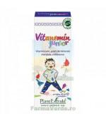 VITANEMIN Sirop Copii Vitaminizant 100 ml Plantextrakt